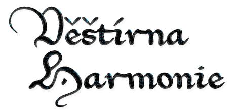 Věštírna Harmonie - výklad kariet, veštba z kariet, kartárky, veštenie budúcnosti Logo